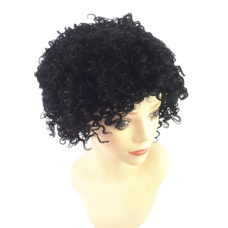 100% humain vrais cheveux perruque Top Qualité Naturel Doux Doux Pas Cher Court Pixie Couper Véritable Cheveux Dentelle Perruque pas de cheveux synthétiques livraison gratuite