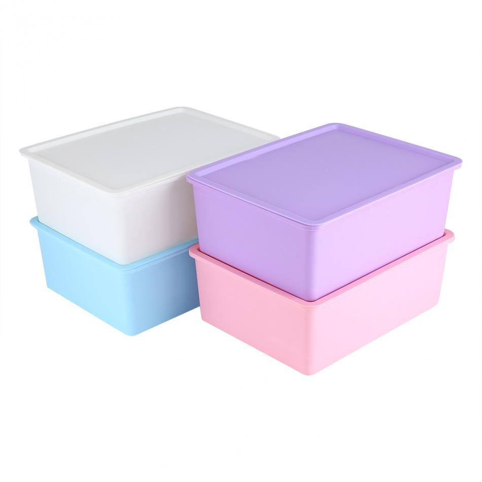 2018 Home Organization Boxes Bins Home Storage Boxes For Underwear