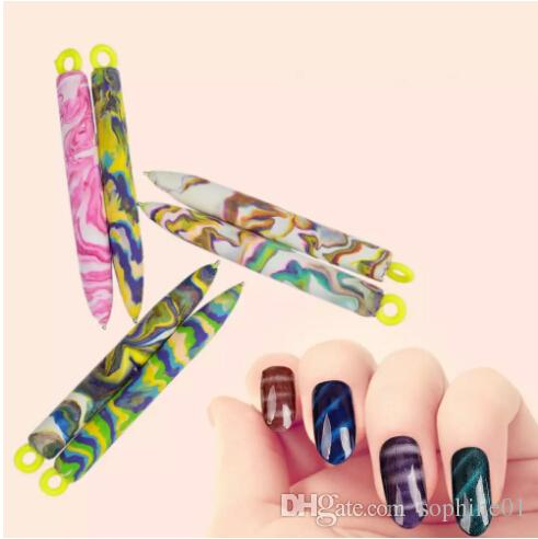 Wholesale Nail Art Tool Magnet Pen For Diy Magic 3d Magnetic Polish