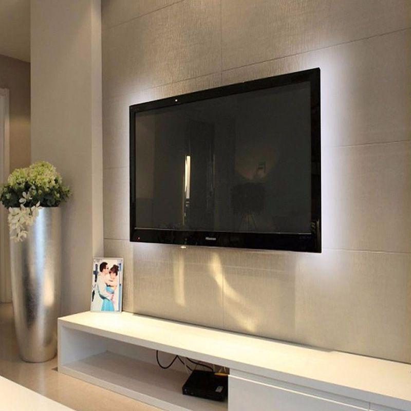 USB LED Strip Light String Lamp Waterproof / no Waterproof 5V 3528 SMD 50cm 1m 2m led Flexível Strip light TV Background Lighting
