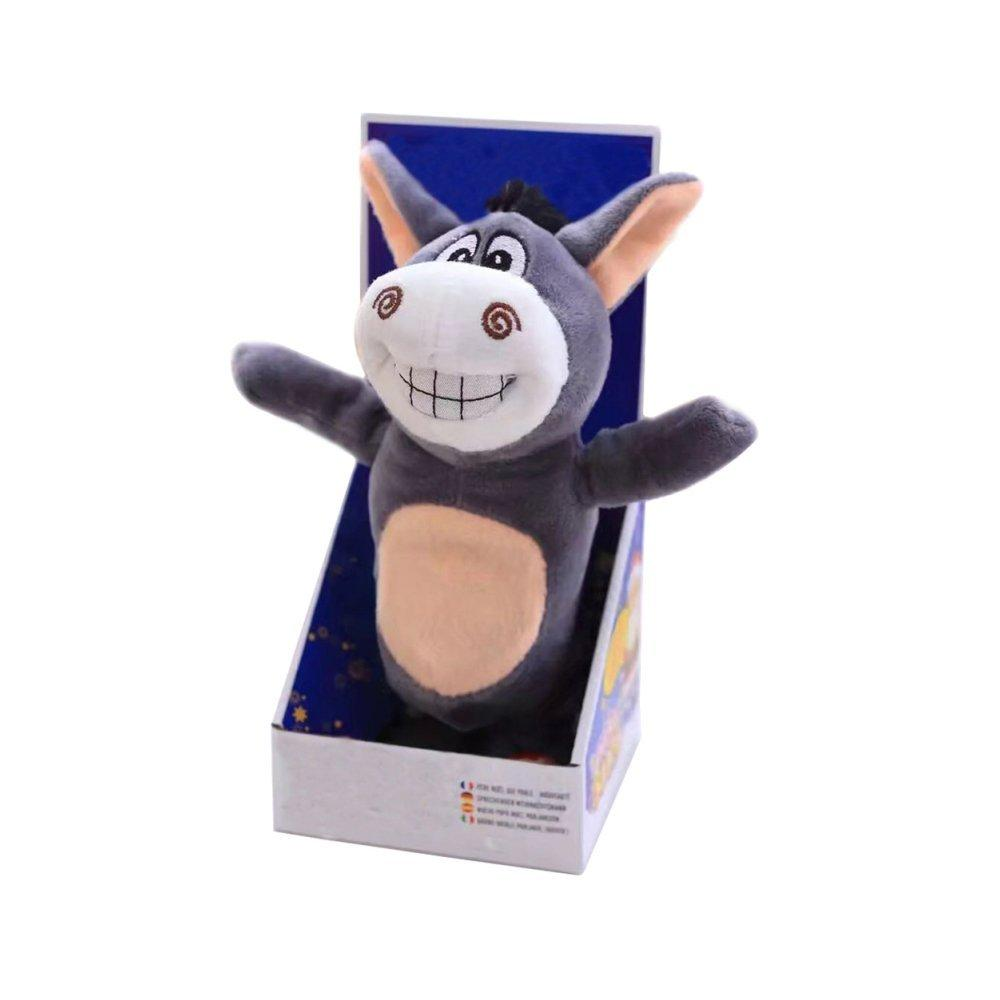 2019 New Cute Electric Voice Recording Donkey Can Speak And Talk