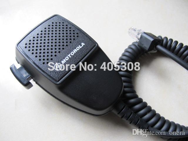 Handheld Speaker Microphone For Motorola Mobile Radio GM300 GM340 GM350  GM360 GM380 GM398 GM640 GM660 GM950 GM1280