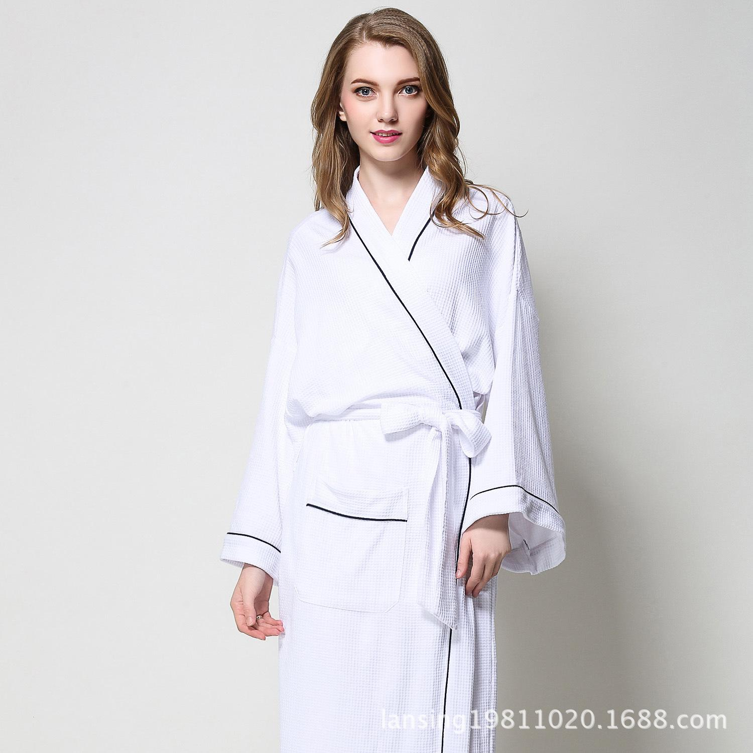 5f54ac837215 2019 Women Sleep Lounge Robes Night Bathrobe Sexy Nightgown Nightdress Girl  Pajams Black Red Pink White Blue S M L XL NW5588 From Humphray