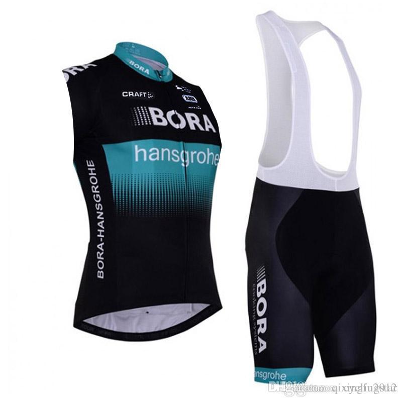 27d211c29 Satın Al Tour De France Ekibi BORA Ropa Ciclismo Bisiklet Jersey 2018  Bisiklet Aşınma Bisiklet Gömlek Ile Bib Pantolon Seti Mtb Bisiklet Giyim  A0603