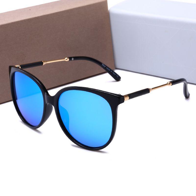 b361fa710a Fashion Frame Sunglasses Luxury Women Brand Designer Popular Casual ...