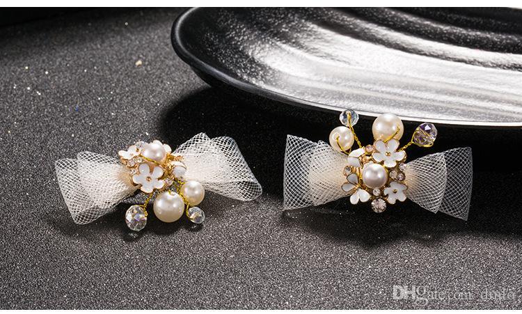 Butterfly Bobby Pins Hairpins for Women Bridal Wedding Hair Pins Clips Girls Hairpins Korea Dress Bridal Headbands Hair Jewelry Accessories