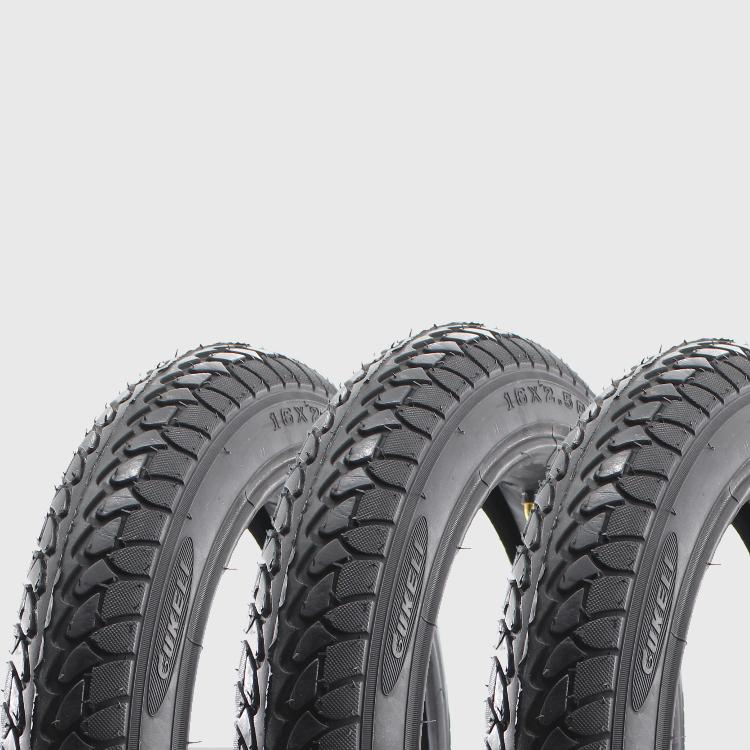 2019 Electric Car Parts Inside And Outside The Tire 14 16x3 0 18