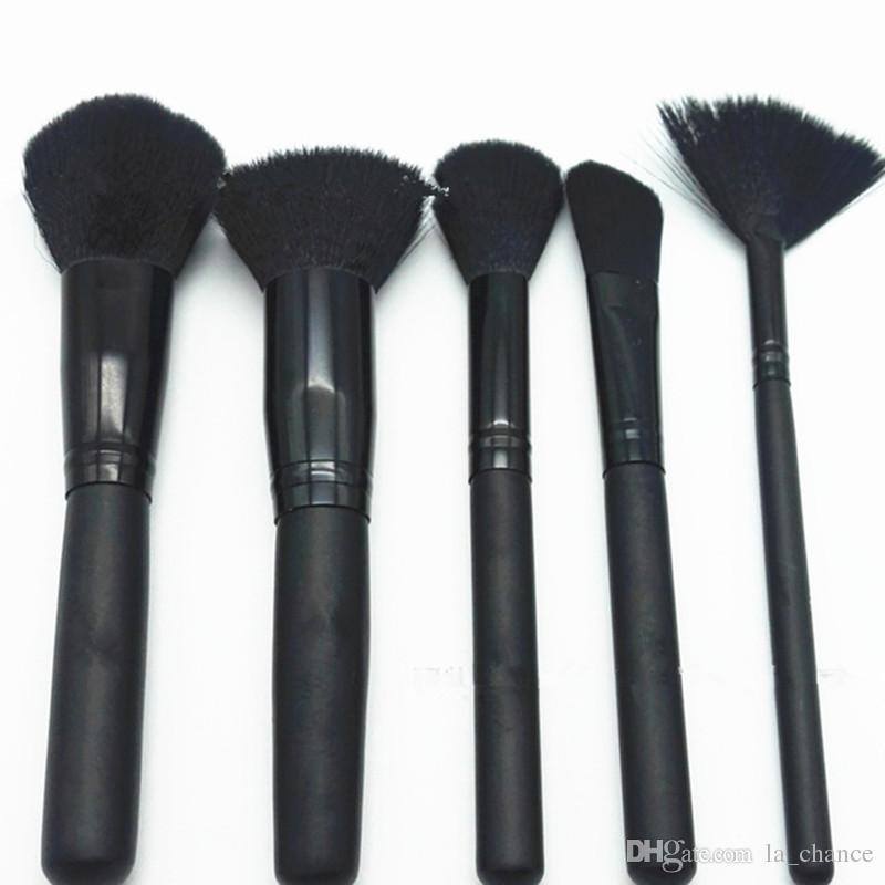 Dropshipping 2018 Nouveaux maquillages de maquillage 11 pièces Collection de brosses de maquille E.I.f Brosses de maquillage