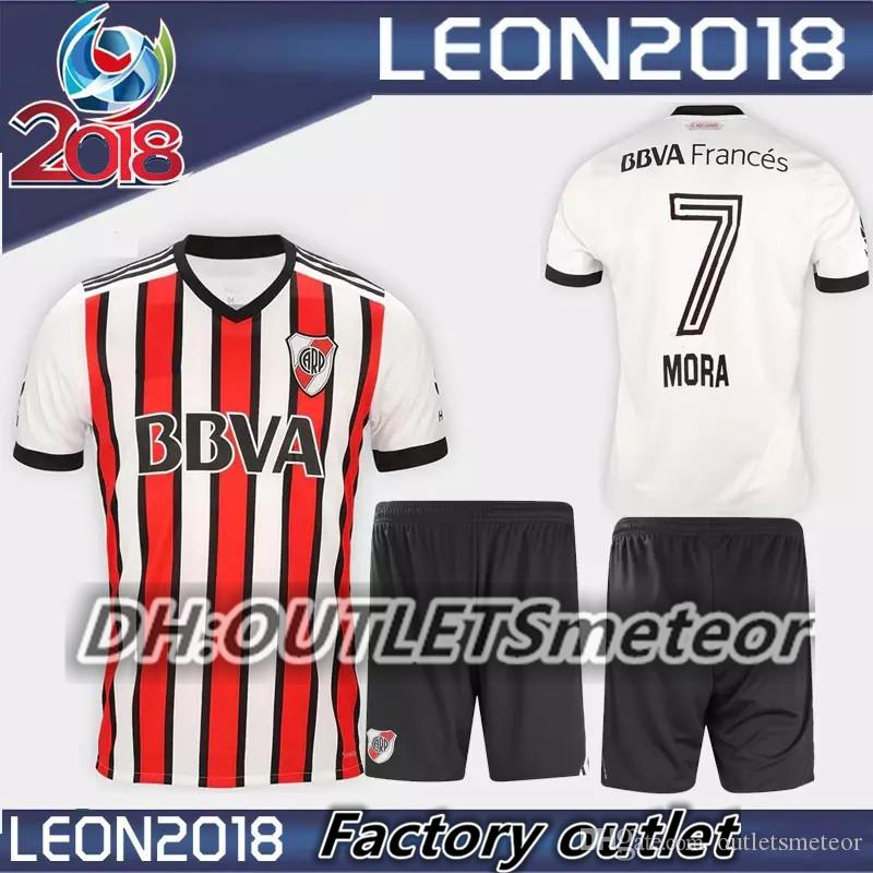 96873fe4d 2019 2019 2018 Men Kits RIVER PLATE Home Soccer Jersey TEO D ...