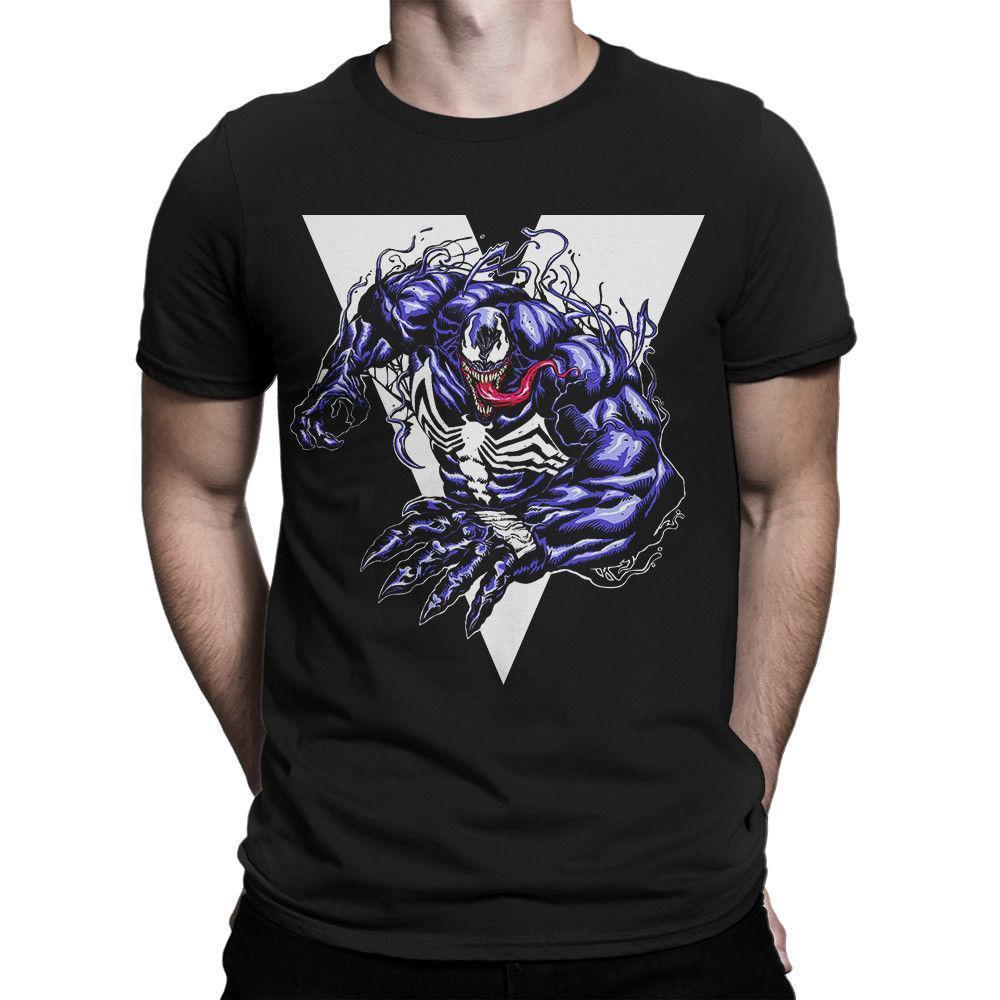 2f8f3724 Venom Comics Art T Shirt, Movie Tee, Men'S Women'S All Sizes Shop ...