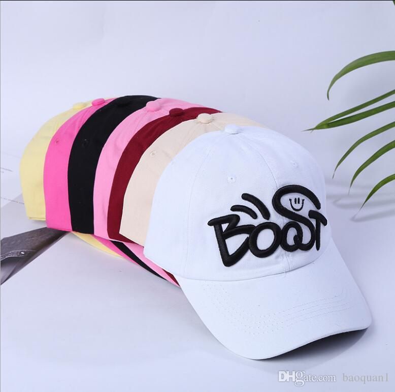 61930a4ae27 2018 Spring And Summer Korean Baseball Cap For Women Fashion Adjustable  Shopping Cap Outdoor Sports Sunscreen Sun Hat Casual Ball Caps Baseball  Hats Newsboy ...