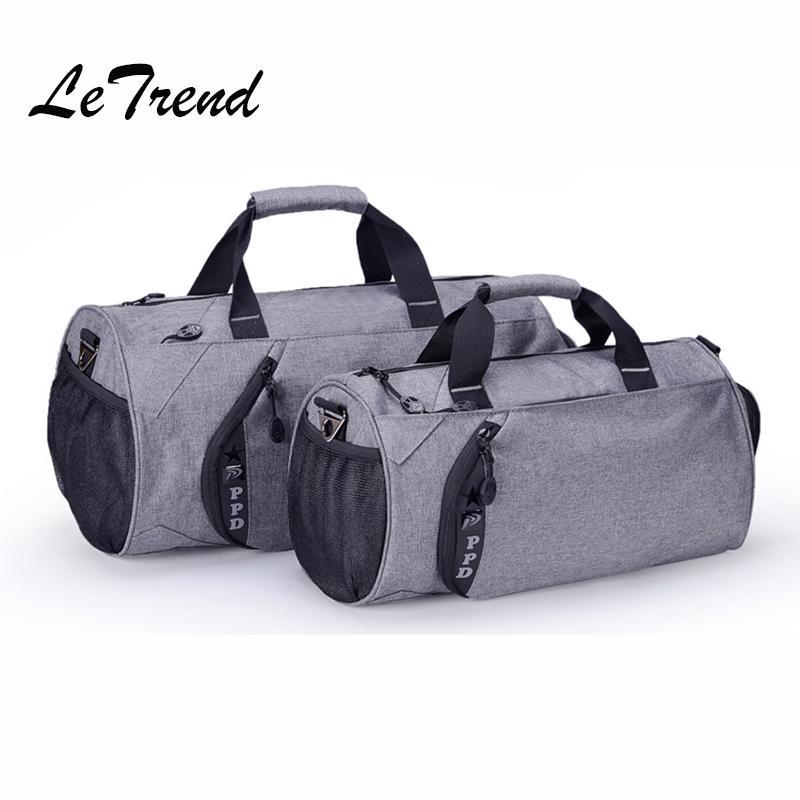 LeTrend Leisure Hand Travel Bag Trolley Women Men High-capacity ... 4fe48758e5309