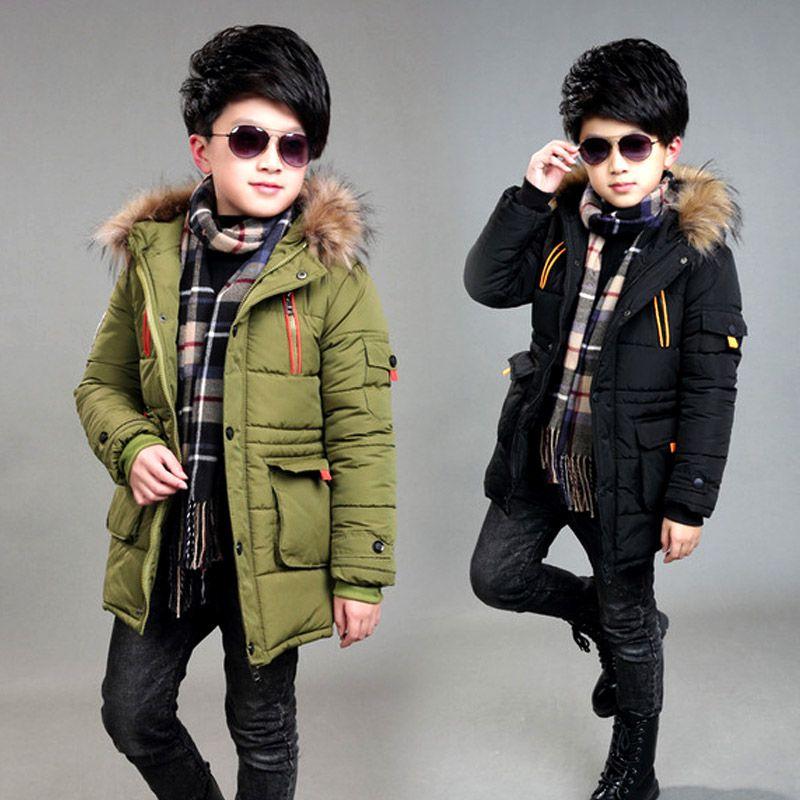 556b9416f Boys Coats And Jackets Size 5 6 7 8 9 10 11t Age Heavyweight Husky ...
