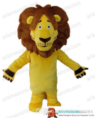 ceb2f9828 Big King Lion Mascot Costume Animal Mascot Design Character Costumes Custom  Mascot Mascotte Mascota Maskottchen Production At Arismascots Witch Costumes  ...