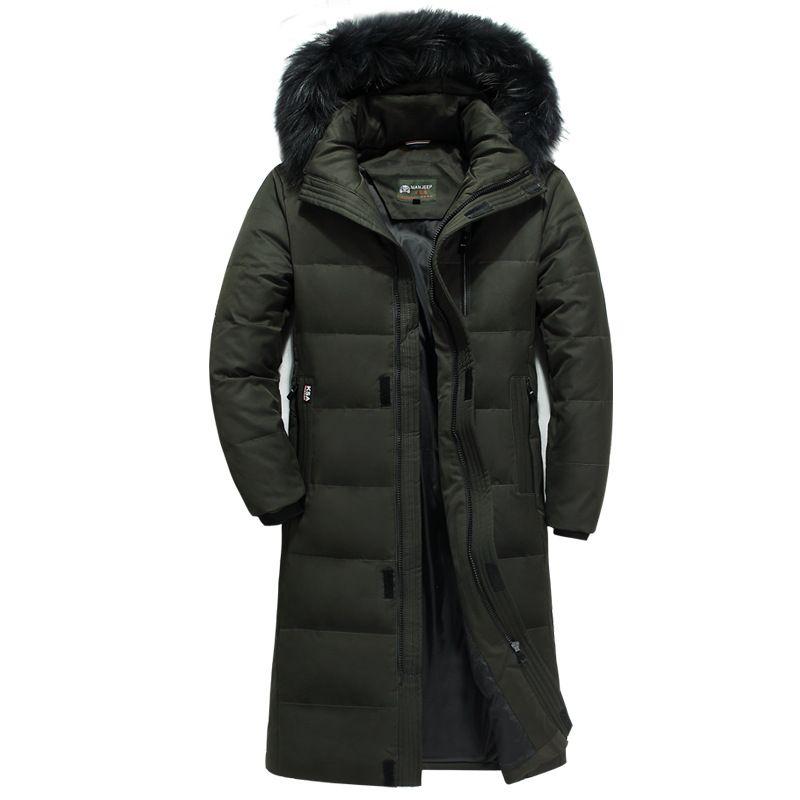 Compre Invierno Para Abrigo De 2019 Plumón Chaqueta Hombre Abajo HCqrWwHP