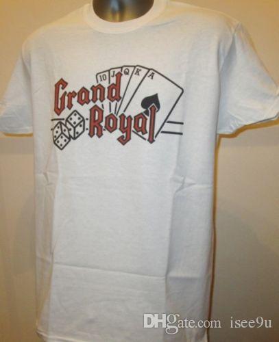 eb0cc9d5 Grand Royal Record Label Cards T Shirt Retro Hip Hop Rap Music W234 Beastie  Boys T Shirt Buy Online Crazy Tee Shirts From Isee9u, $12.18| DHgate.Com