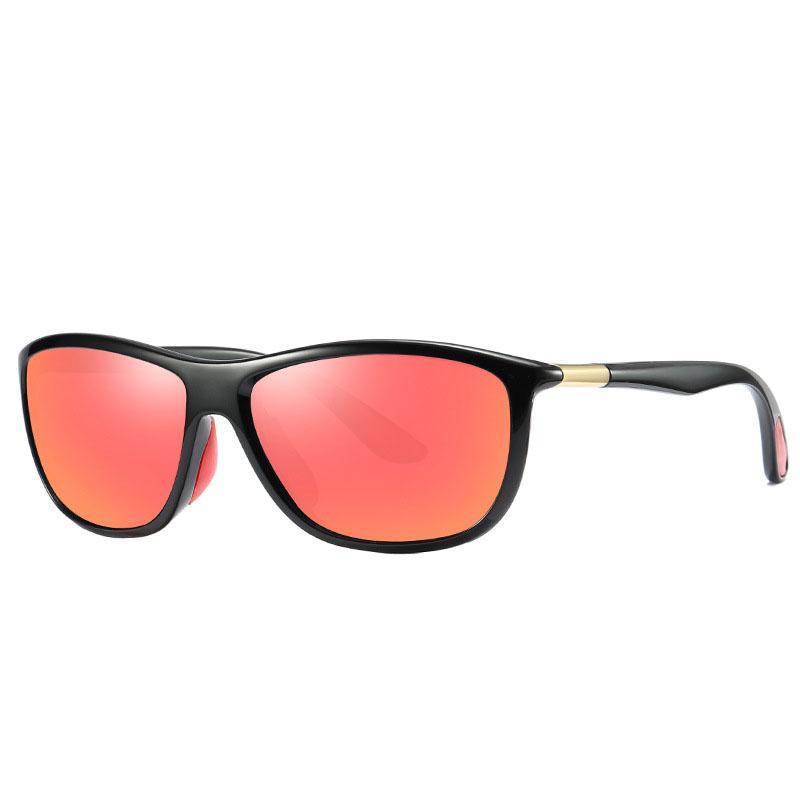 fa516f4dc46 Classic Sunglasses Men Brand Designer Vintage Male Sun Glasses ...