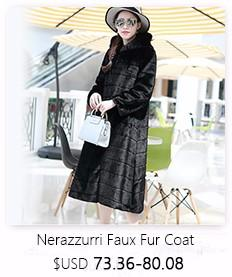 Furry Oveja Compre Winter Mongolia Piel Nerazzurri De Chaqueta De wEwB8gq