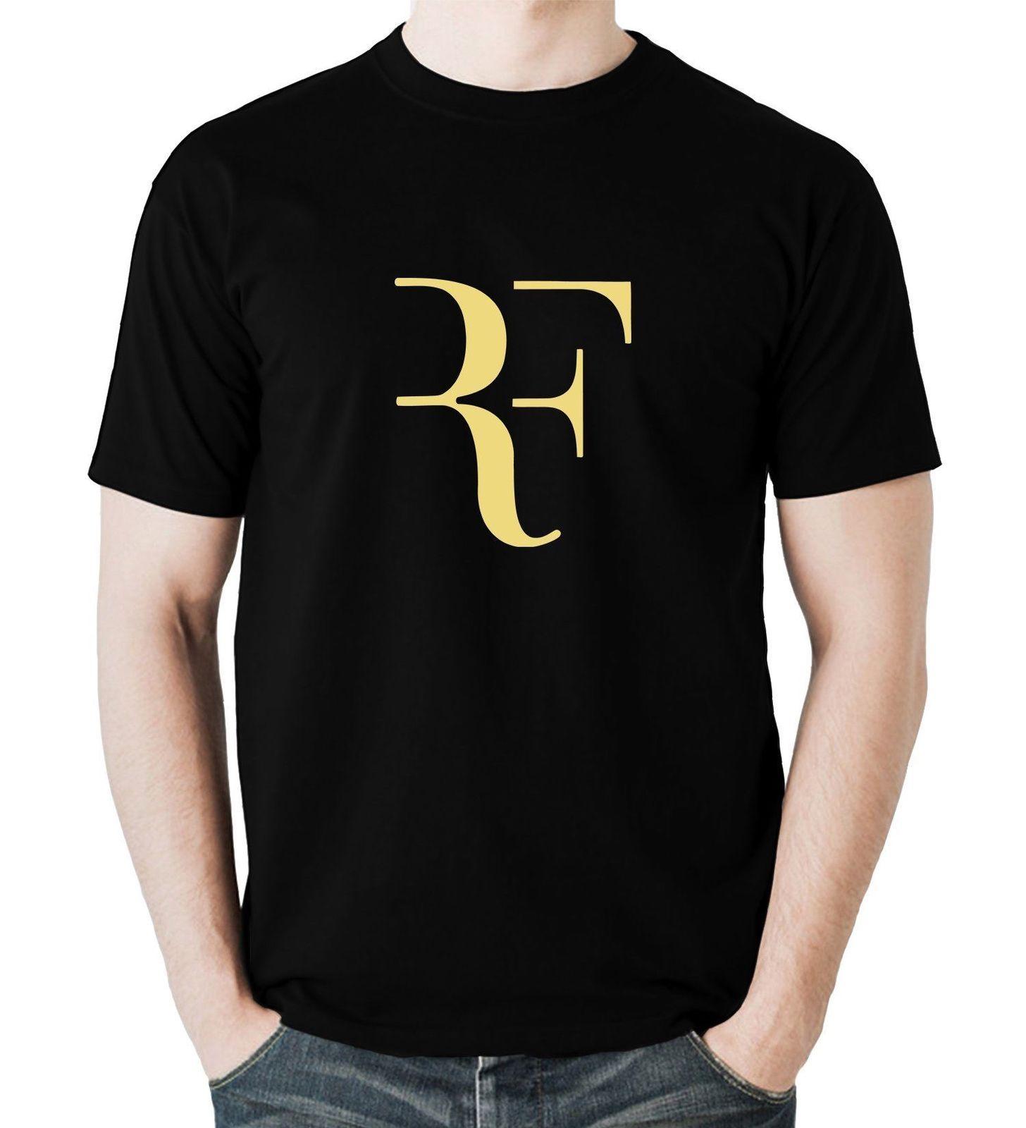 Logo Men Swiss Roger New T Tennis World Federer Legend Shirt xPPq0zF