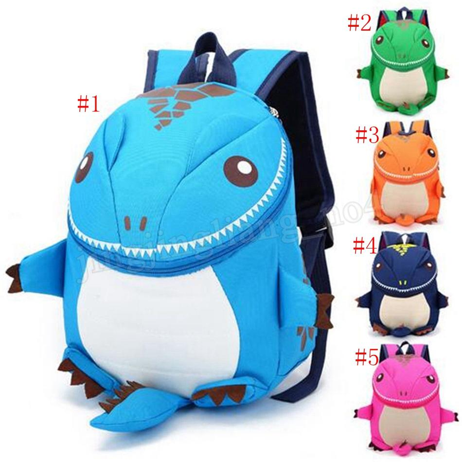 The Good Dinosaur Kids Backpack School Bags Cartoon Arlo Anti Lost  Kindergarten Children Nylon Backpack Animals Dinosaurs Backpack MMA236 Buy  Backpacks ... 9a683253bef47