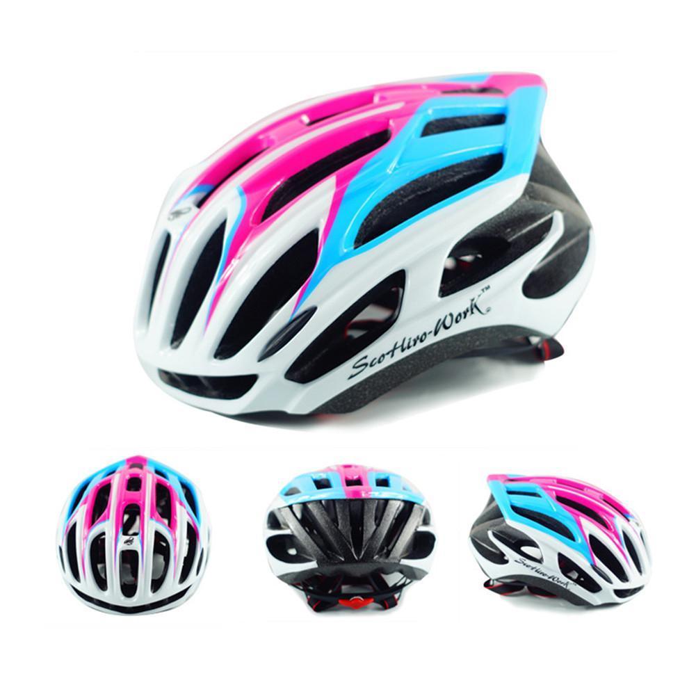 7b8219f7b2 Compre Mujeres / Hombres Casco Ciclismo Casco Bicicleta MTB Bicicleta  Mountain Road Bicicleta Ciclismo Capacete Prevail A $30.04 Del Teahong |  DHgate.Com