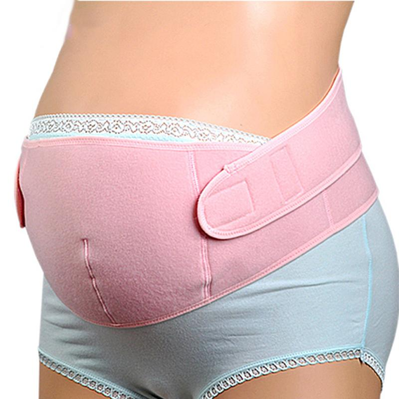 8acaca2fc7e 2019 Waist Trainer Breathable Pregnant Belt Belly Band Back Support Belt  Abdominal Binder Modeling Strap Slimming Shapewear Maternity Belt From  Daylight