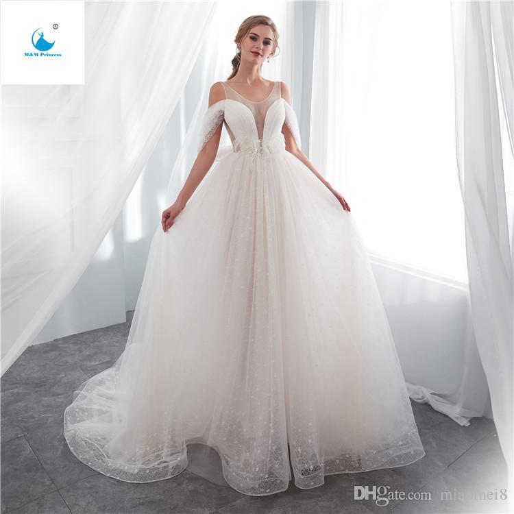 compre 2108 vestido de novia al por mayor vestidos de novia de