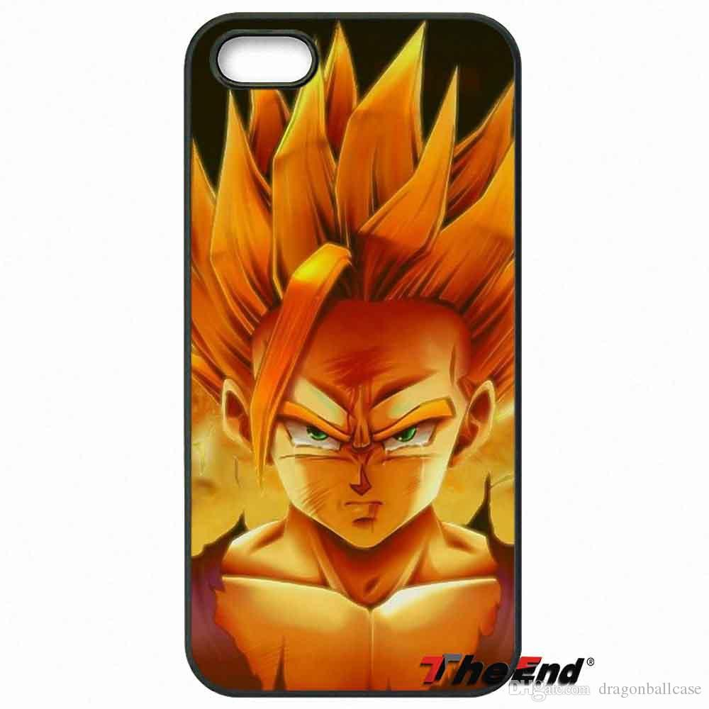 Dragon Ball Z Super Saiyan 037 Phone Case For Iphone 5c 5s 6s 6plus 6splus 7 7plus Samsung Galaxy S5 S6 S6ep S7 S7ep