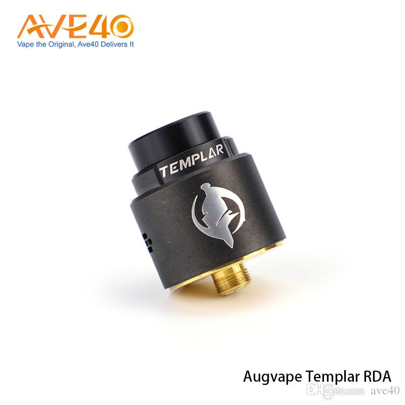 Augvape Templar RDA BF RDA Dual Post Building Deck RDA with Adjustable Airlow Control fit Squonk Box Mod