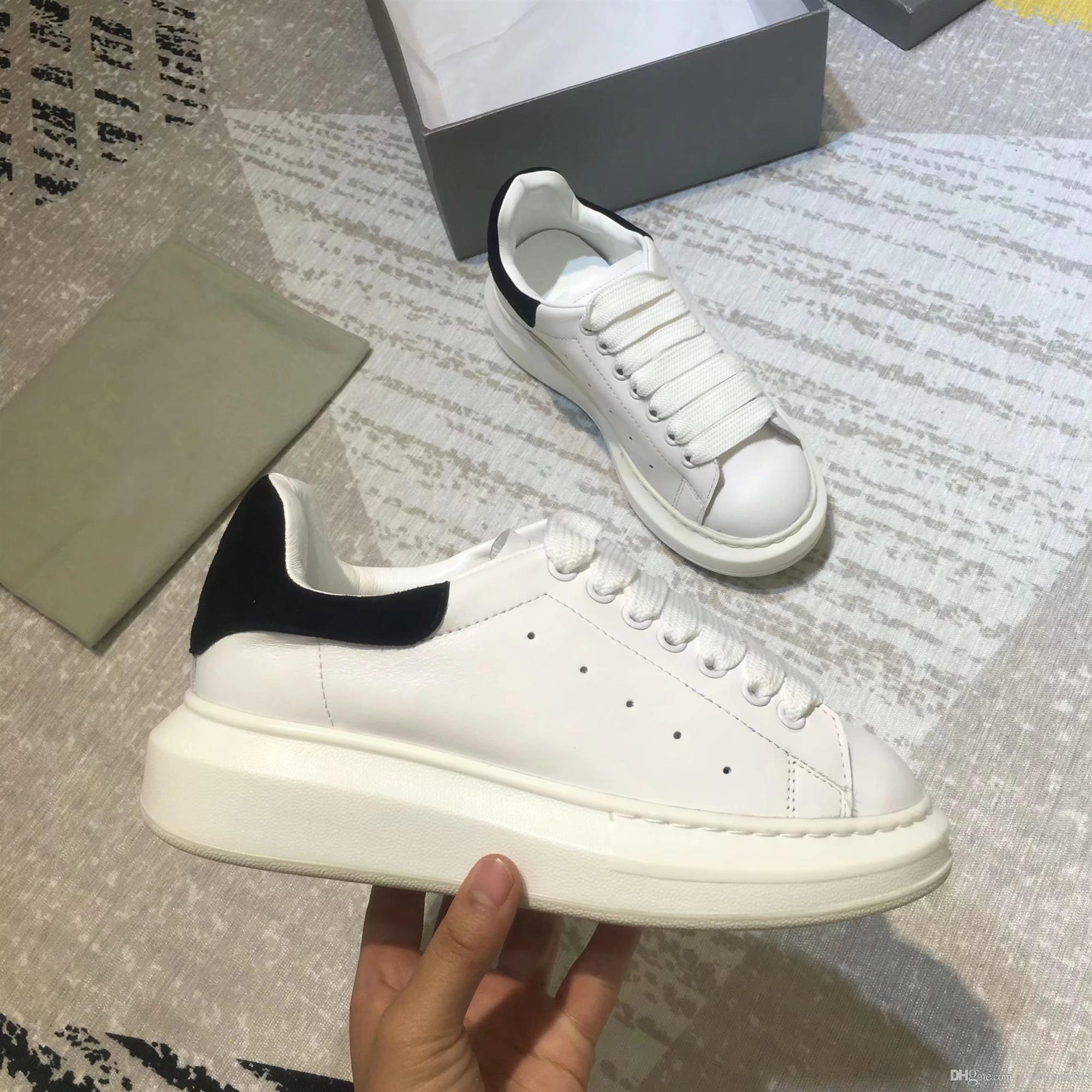 e9539e43830 Fashion Luxury Designer Shoes Womens Mens Trainers Best Leather Platform  Shoes Flat Casual Party Wedding Shoes Suede Sports Sneakers Loveres Navy  Shoes Blue ...