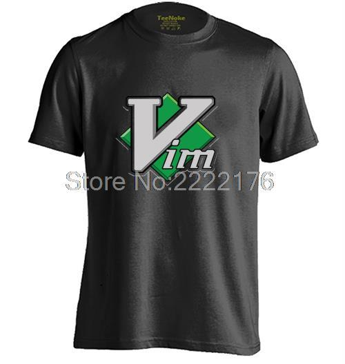 40a80c2f64174 IT LINUX VIM Mens   Womens Newest T Shirt T Shirt Shirt T Shirt T Shirt  Online with  25.78 Piece on Baica s Store