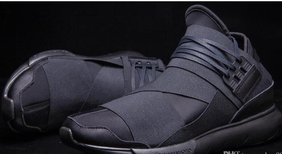 d53f1de102f 2018 Y-3 QASA RACER Sneakers Breathable Men Women Casual Shoes ...