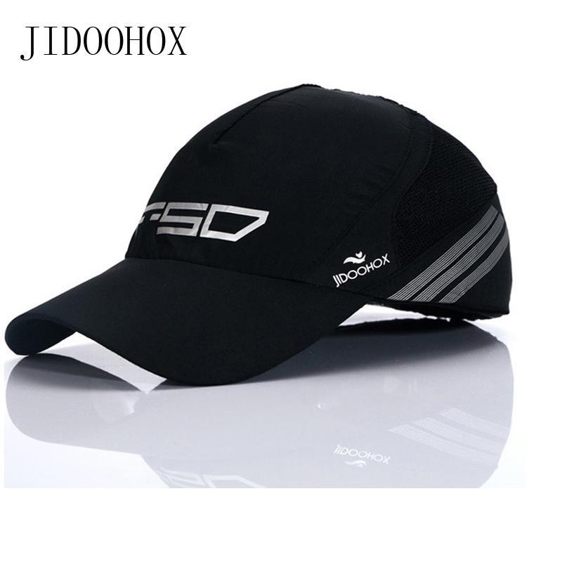 55-60cm Quick-drying Absorb Sweat Baseball Cap Fashion Male Golf Sun ... 8446831e549d