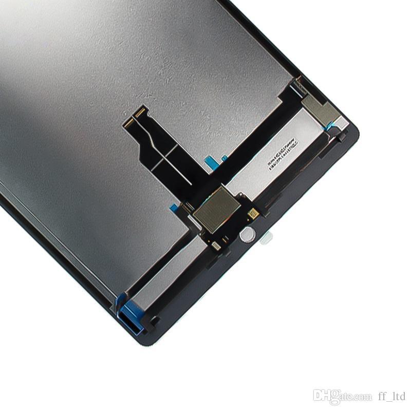 Оригинал высокое качество для iPad Pro 12,9-дюймовый ЖК-дисплей с сенсорным экраном Repalce полный монтаж панели 100% тестирование