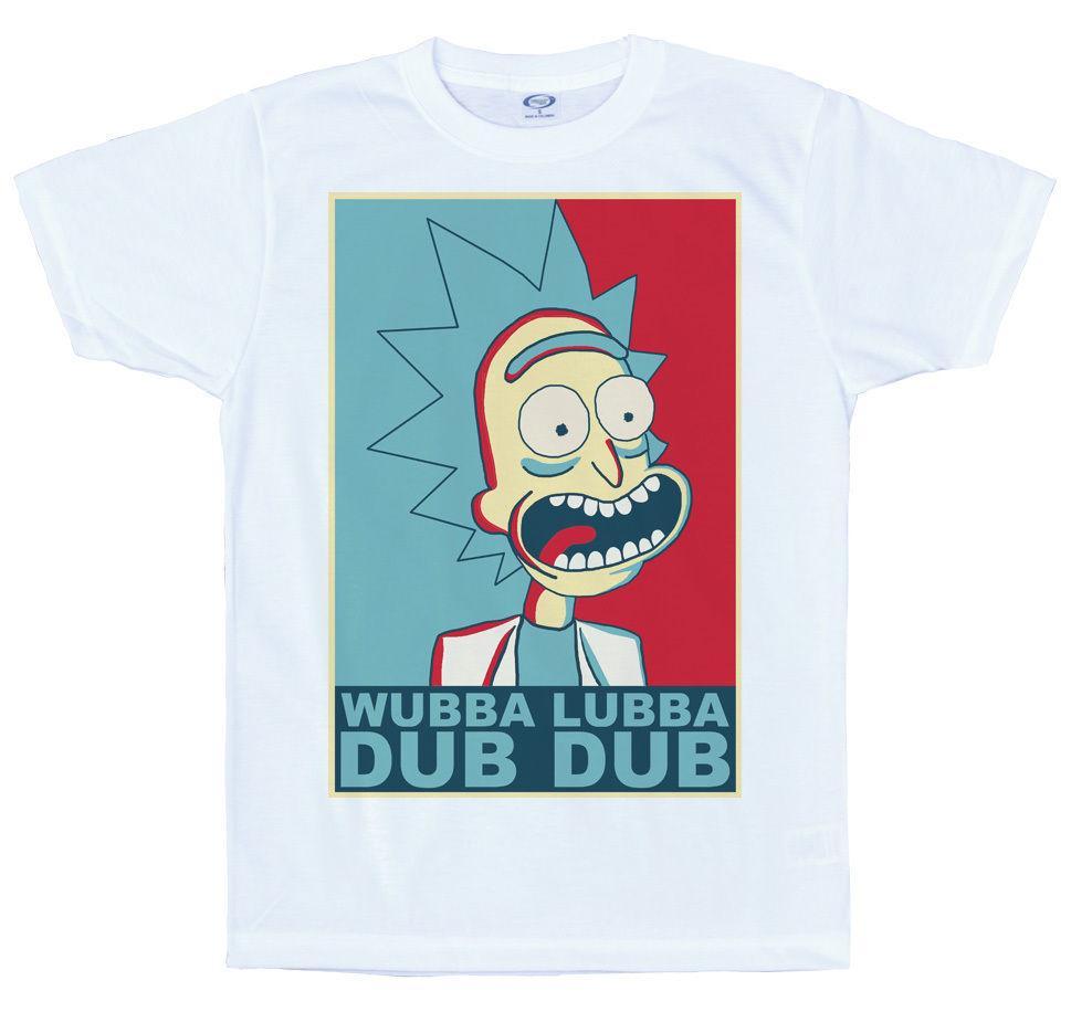 0e475bcd6cf Rick Sanchez T Shirt Design