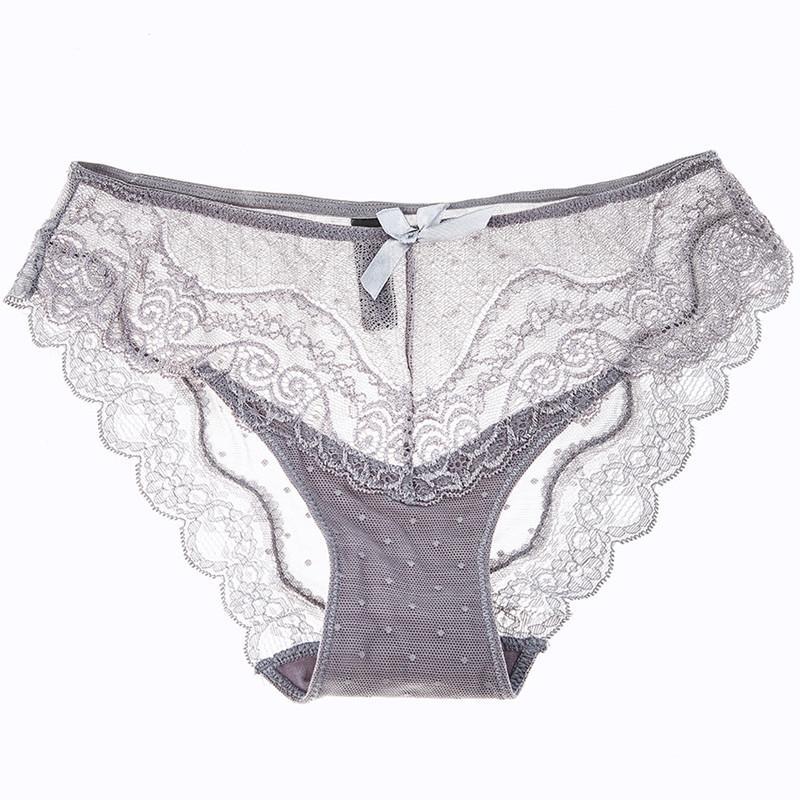 2017 Hot Sale Sexy Women Cotton Lace Seamless Underwear Women T Panties G String Women's Briefs Calcinha Lingerie Tanga Thong