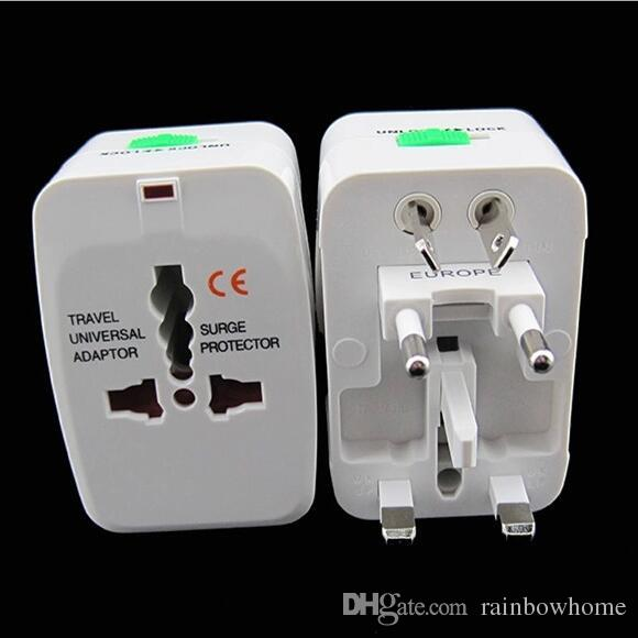 Portable Universal Worldwide Travel Ac Power Plug Adapter ...