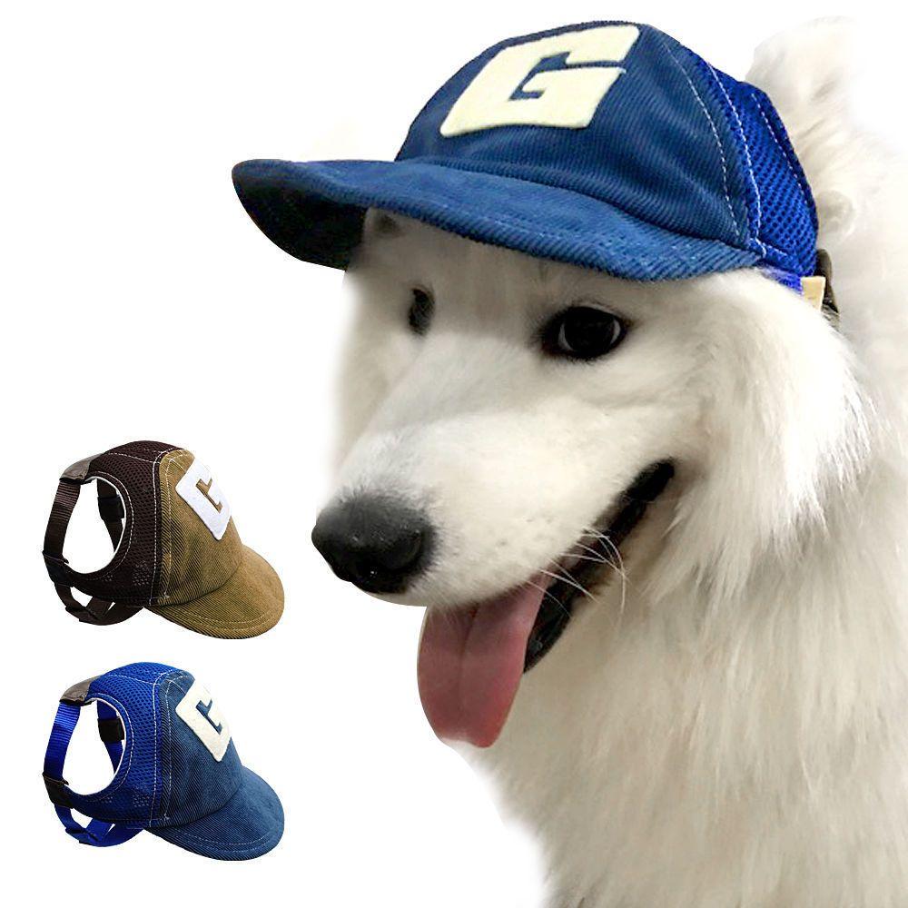 Mesh Dog Baseball Cap Pet Dog Puppy Sports Sun Hat Outdoor Sunbonnet Hat  Dog Cap UK 2019 From Nanfang2016 f00f5488dfc