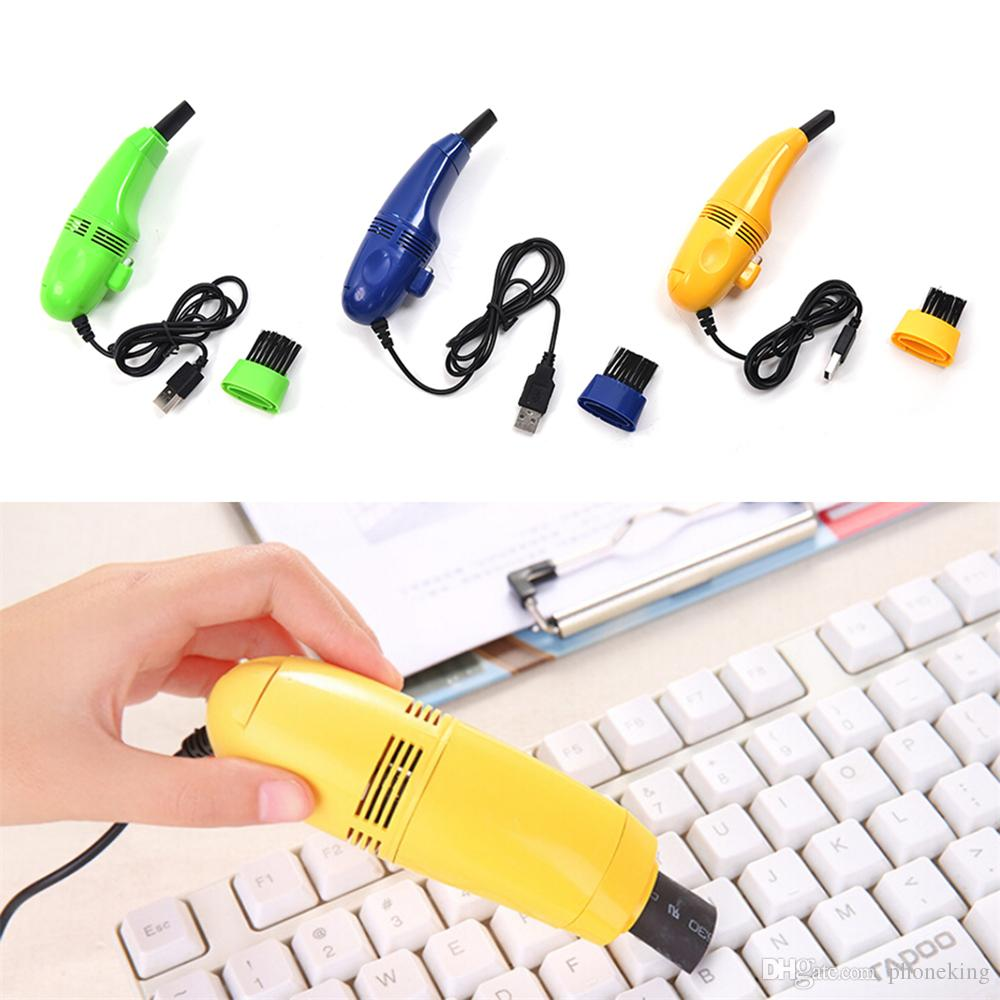 for computer usb vacuum keyboard cleaner for pc laptop dust cleaning