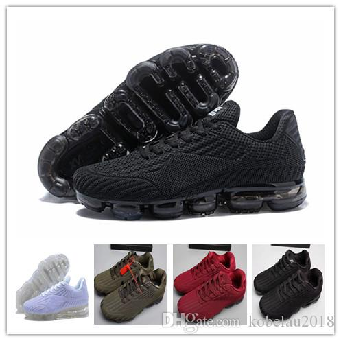 Drop Shipping Vapormax TPU Running Shoes 2018 Men Casual Air Cushion Women Boost Athletic Sneakers Outdoor Jogging Hiking Sport Shoes 36-46 amazon for sale cSPJOJ