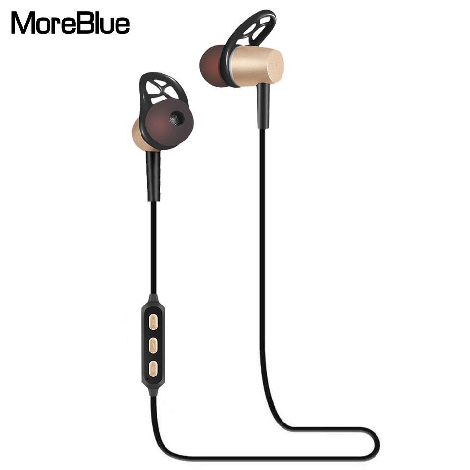 7f09ede2bba MoreBlue A522 Wireless Bluetooth Earphones Sport Running Headphone ...