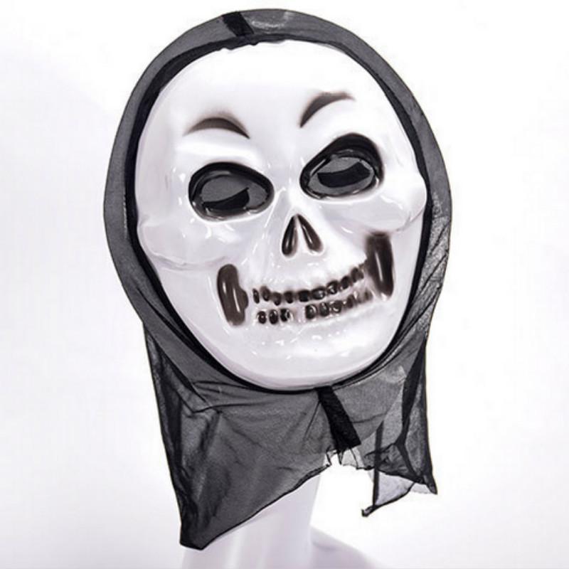 Halloween Maschere.Halloween Party Bar Night Club Maschera Spaventosa Fantasma Faccia Maschera Urlo Costume Skull Skeleton Costumi Di Halloween Maschere In Magazzino