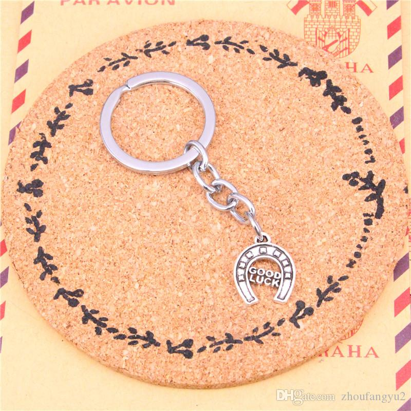 2018 keychain horseshoes good luck pendants diy men jewelry car key 2018 keychain horseshoes good luck pendants diy men jewelry car key chain ring holder souvenir for gift from zhoufangyu2 086 dhgate aloadofball Gallery