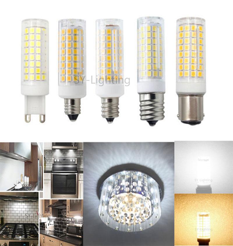 Großhandel 10 Stücke Dimmbare 10 Watt Led Lampe G9 E11 E12 E14 E17 ...
