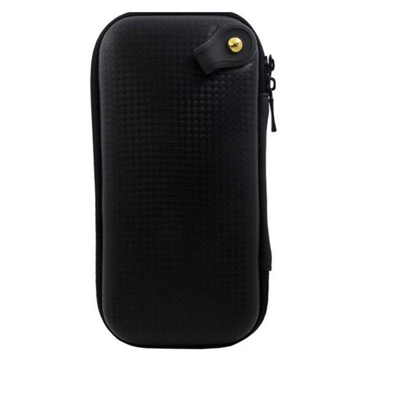 Portable Zipper Headphones Earphone Bag Cable Earbuds Storage Hard Case Travel Bag SD Card Holder Digital Devices Organizer G15