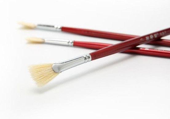 Boyama Malzemeleri Fan fırça kılları guaj akrilik boya boyama kalem kalem seti Xie de Tang balık