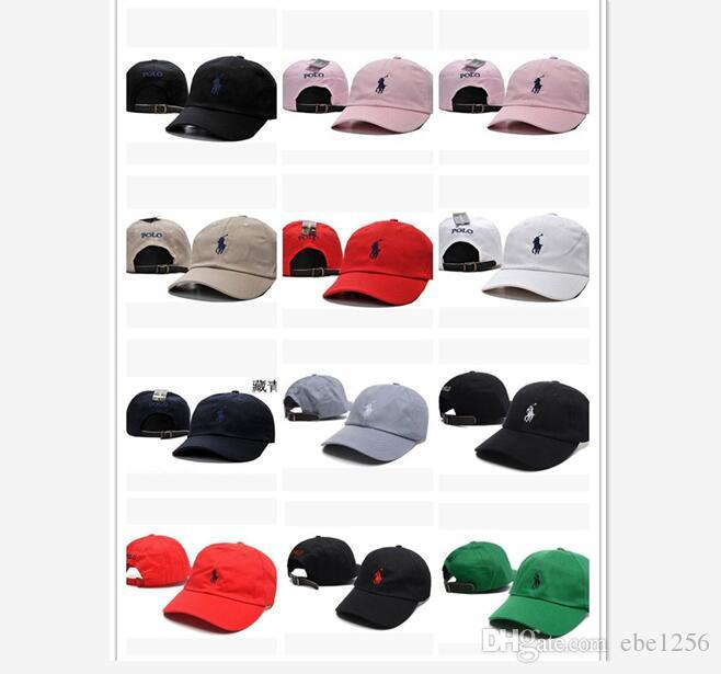 2018 New Good Quality Brand Golf Cap for Men Women Leisure Unisex Snapback  Caps Baseball Caps Casquette Hat Sports Outdoors Cap 59b7a4c76ad