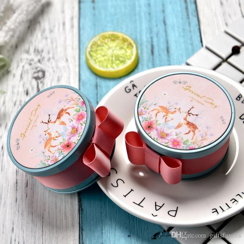 tin boxes wholesale tins favor holders for wedding candy chocolate package