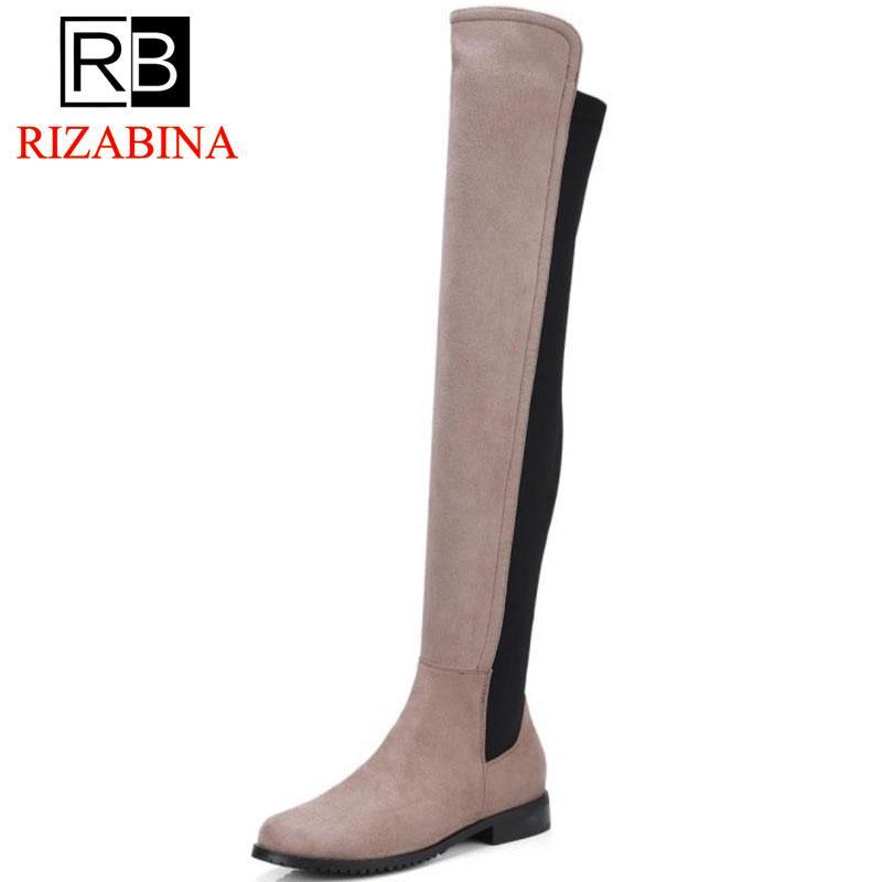 Donna Rizabina Il 43 Stivali 34 Taglia Acquista Da Ginocchio Sopra aq47fH4wn