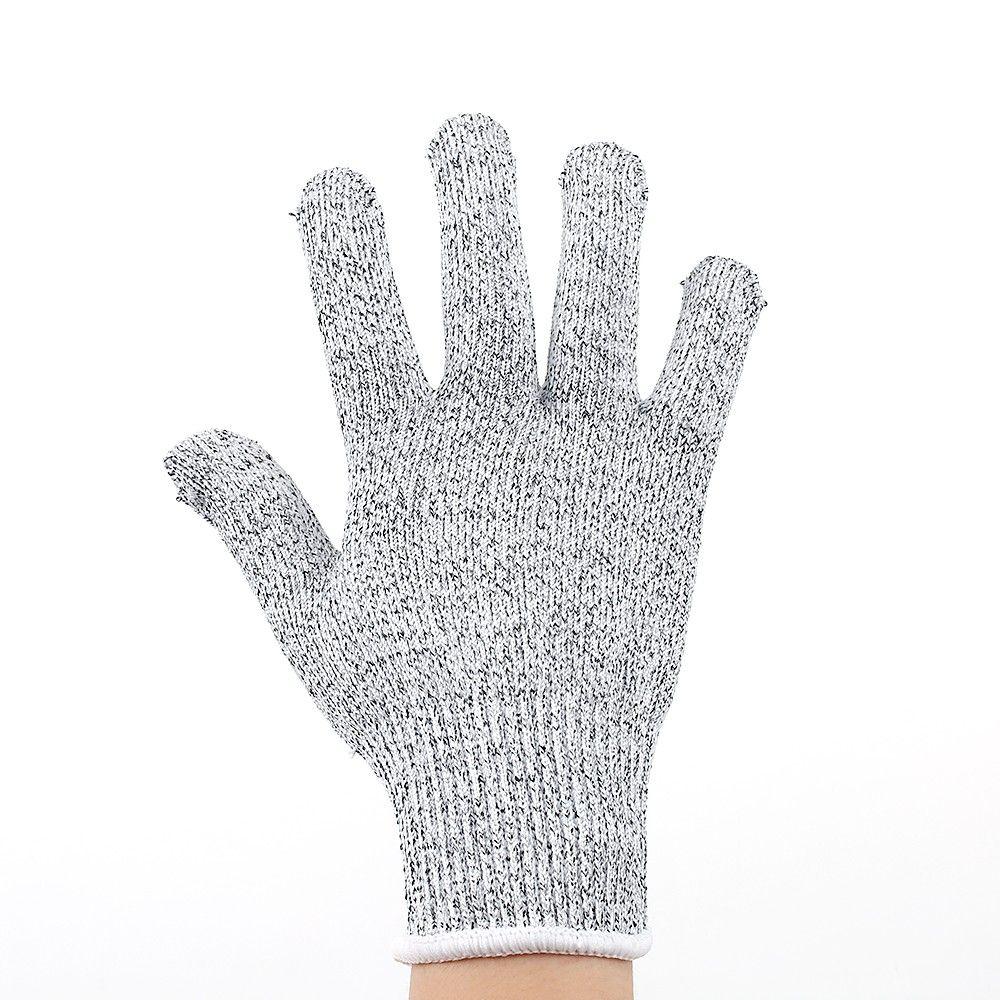Cut-resistant Knife-resistant Gloves Food Grade Level 5 Cut Protection Gloves Safety Kitchen Gloves
